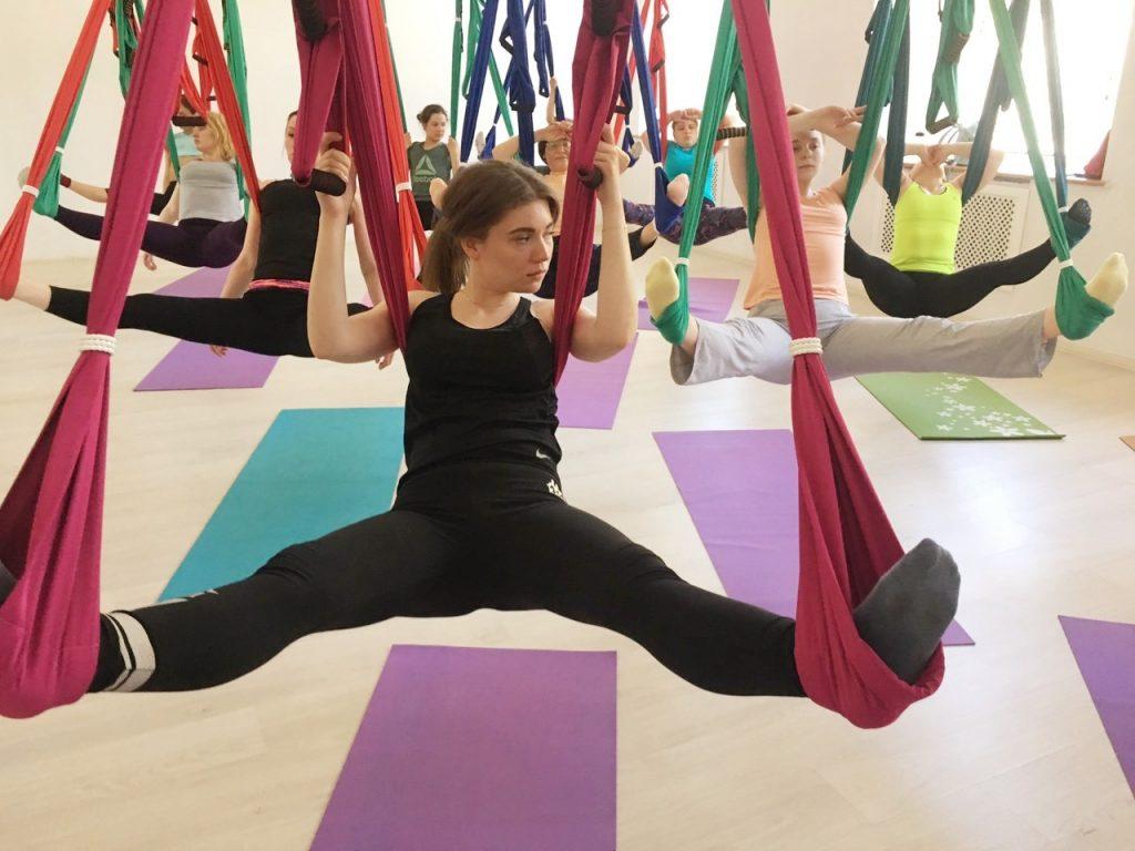 Фитнес йога в калининграде